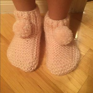 Cozy slippers for kids